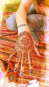 Full Hand Henna